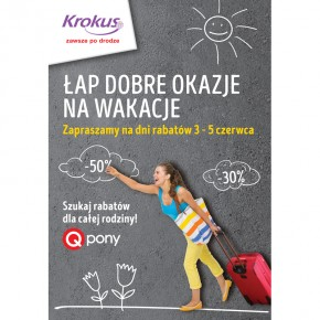 Łap Dobre Okazje na Wakacje!