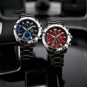 Nowa kolekacja zegarków EDIFICE w TIME TREND
