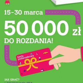 50 000 zł do rozdania!