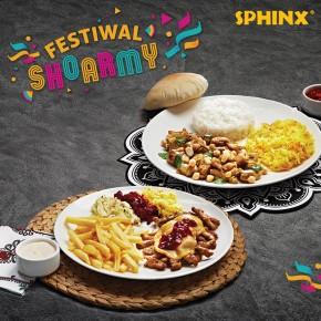 Festiwal Shoarmy w Sphinx