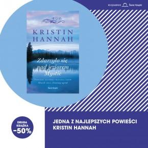 """""""Zdarzyło się nad jeziorem Mystic"""" Kristin Hannah"""