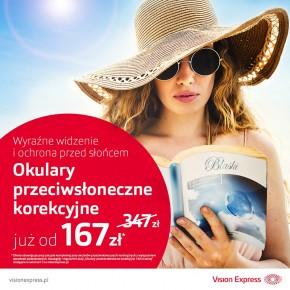 Promocje na okulary przeciwsłoneczne korekcyjne