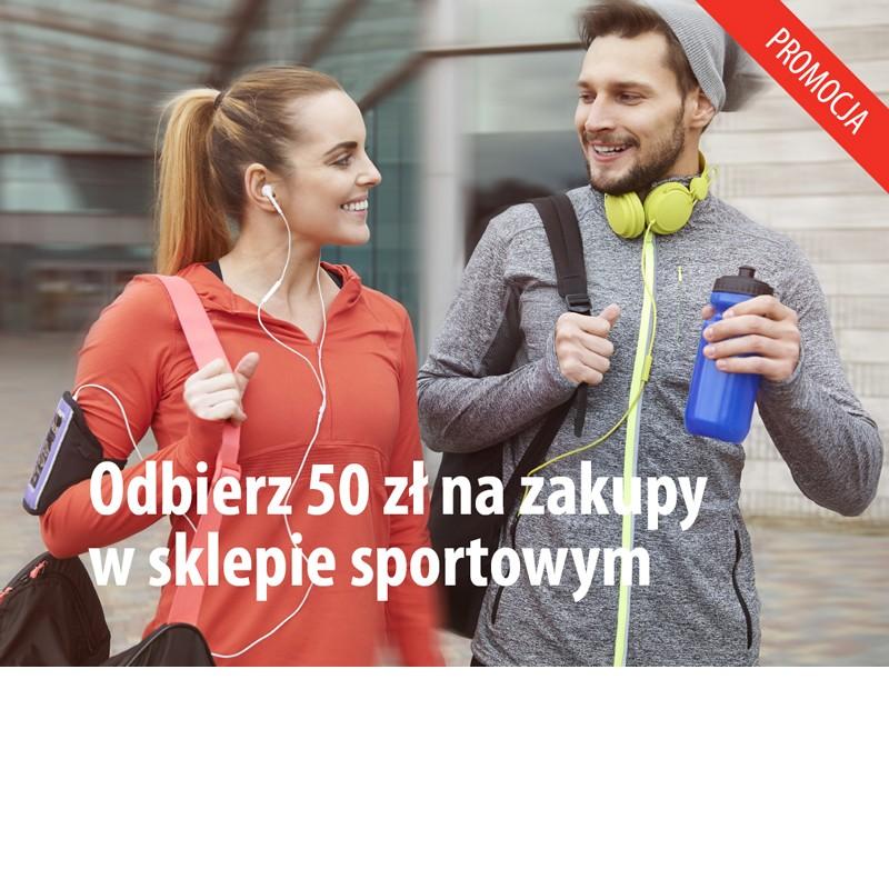 bc55fe5d8bac06 Odbierz 50 zł na zakupy w sklepie sportowym - Promocje - Strona główna